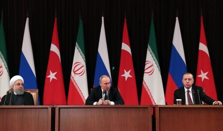 من الذي تهمه وحدة سوريا واستقرارها ومستقبلها؟