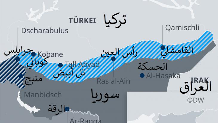هل يرسل الاتحاد الأوروبي قوات عسكرية إلى شمال سوريا؟ - الفيديو
