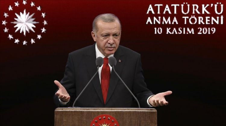 Erdogan announced return of nearly 400,000 Syrian refugees