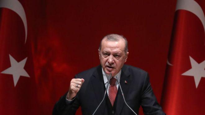 """Erdoğan'dan İmamoğlu'na sert sözler - """"Hizmet bünyesine ağır gelir"""" - VİDEO"""