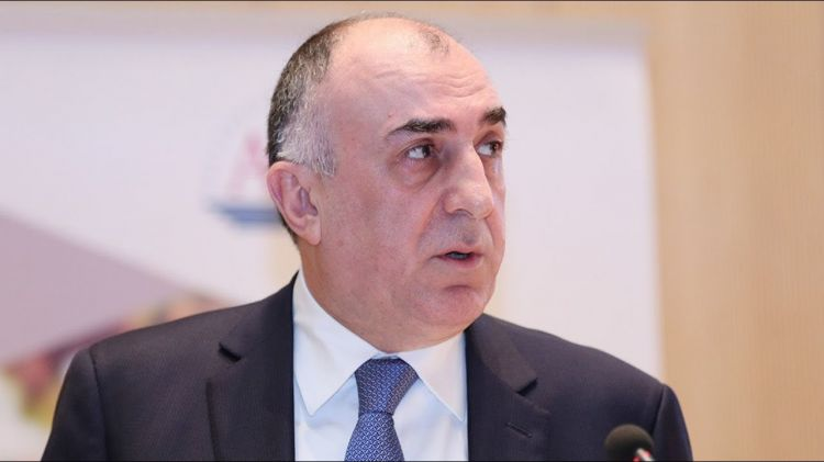 Resolution of US House of Representatives on 'Armenian genocide' is against Operation Peace Spring - Azerbaijani FM