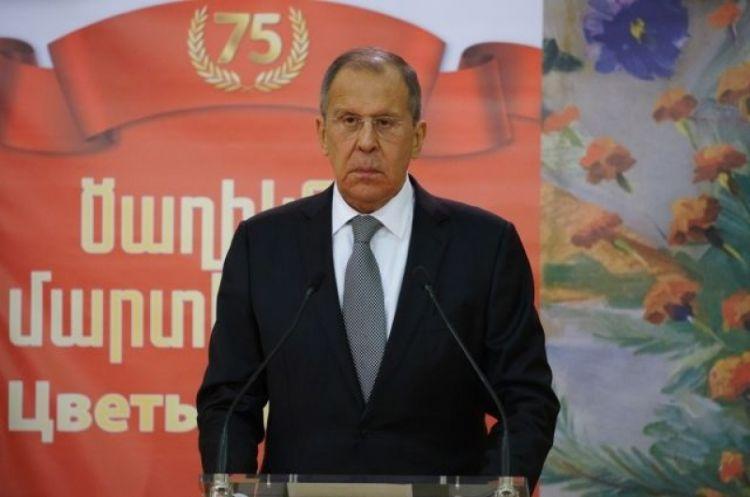Путь решения карабахской проблемы лежит через возвращение азербайджанцев... - Реакция МИД Азербайджана на заявление Лаврова в Ереване