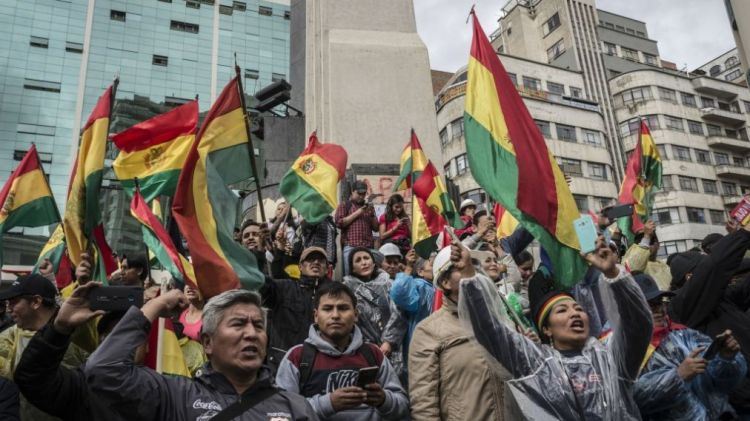 Discontents will continue to exist in Latin America - Venezuelan political analyst explains Bolivian unrest