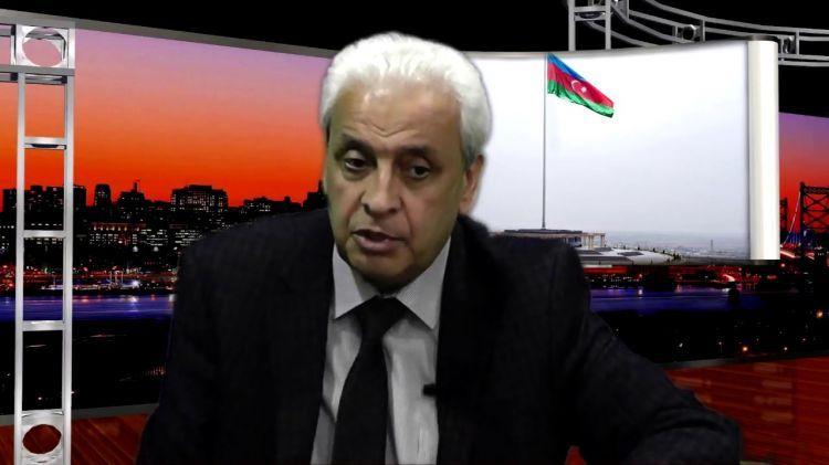 'Lavrov Ermenileri savunmaya çalışıyor' - Akif Nağı