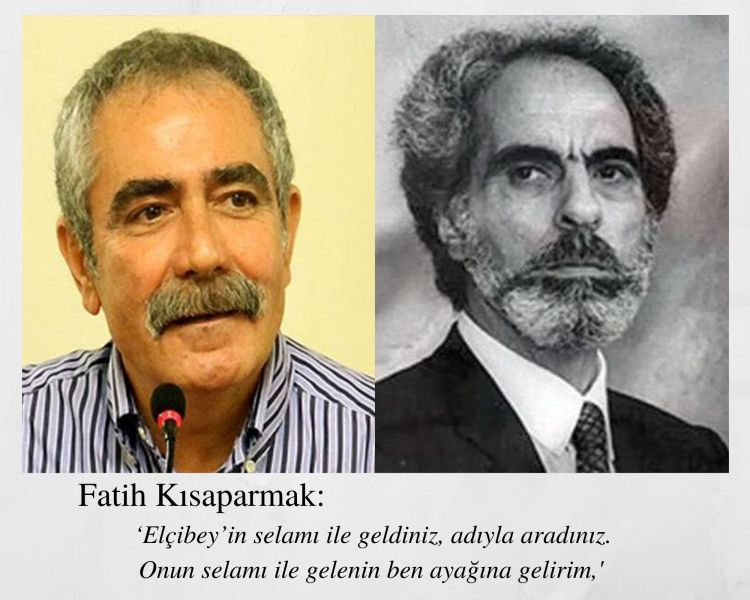Fatih Kısaparmak, Mehmet Emin Resulzade ve Ebülfez Elçibey hakkında konuştu - Röportaj - VİDEO