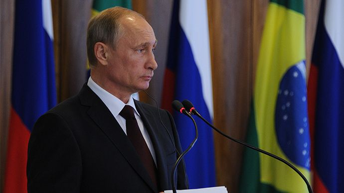Russia's trade with BRICS nations exceeds $125 BILLION - President Putin