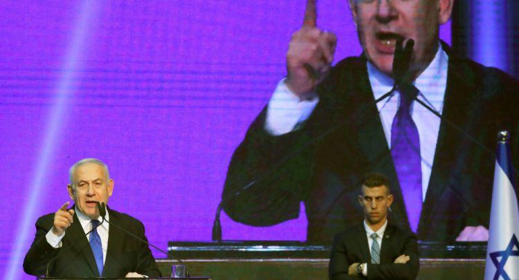 """نتنياهو: حققنا هدفنا في عملية """"الحزام الأسود"""""""