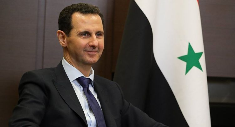 الأسد يشير إلى أهم عناصر قوة محور مكافحة الإرهاب