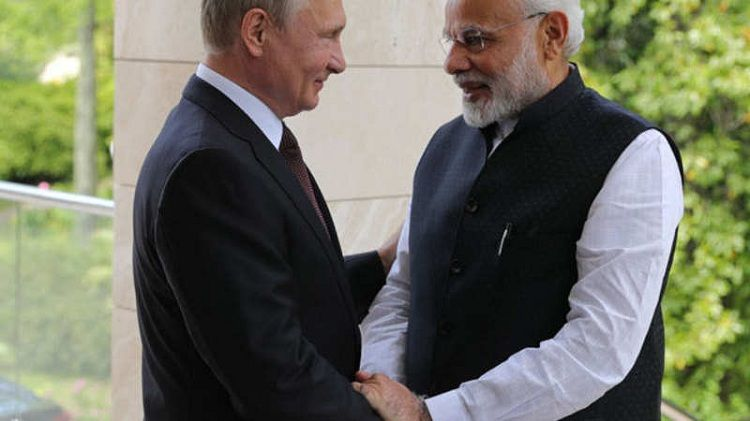 Russia to deliver S-400 missiles to India as planned - Putin announces