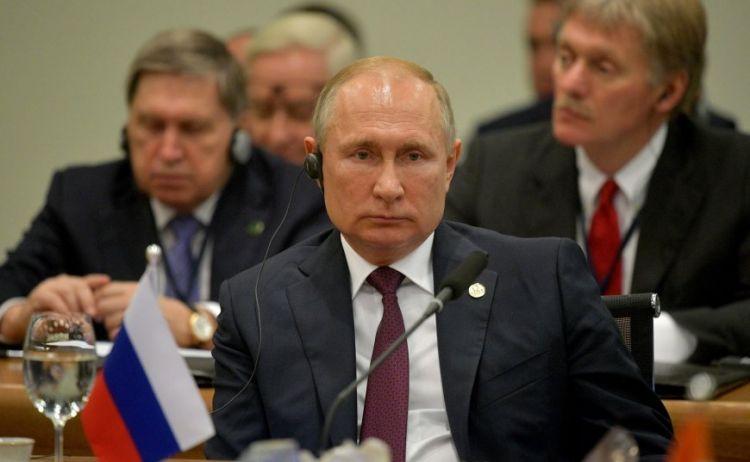Путин предупредил о возможном риске прекращения транспортировки газа через Украину
