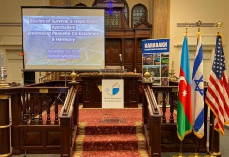 В синагоге Лос-Анджелеса разоблачили оккупационную политику Армении