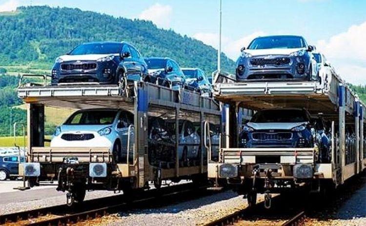 Импорт автомобилей в Азербайджан резко увеличился