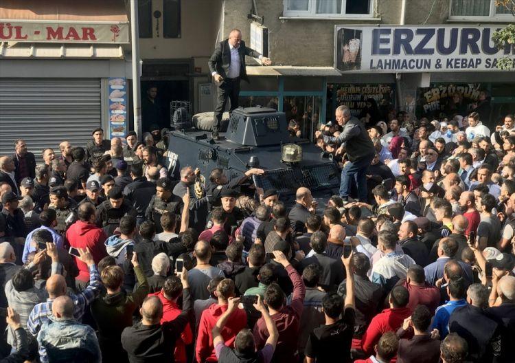 İstanbulda dehşet! Halk linç etmek istedi - 1 aileden 3 ölü 1 yaralı - VİDEO