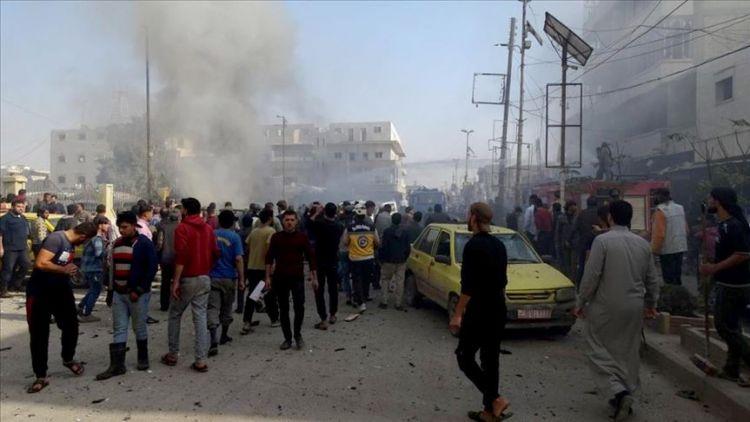 Bomb attack kills 18 in northern Syria