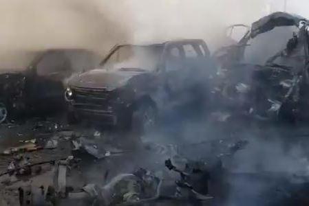 Car bomb in Syria kills at least 15