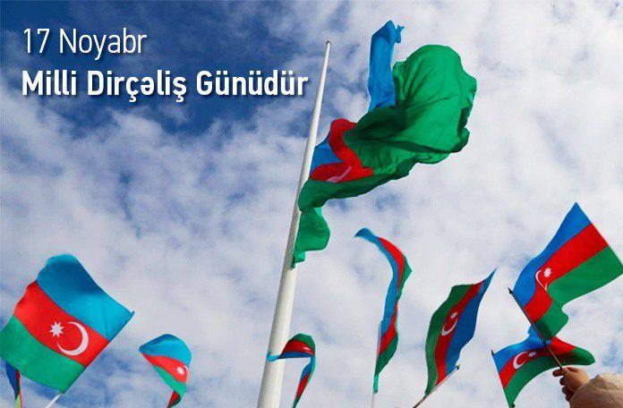 Azərbaycan Milli Dirçəliş Gününü qeyd edir