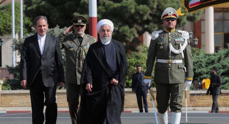 مستشار الرئيس الإيراني: لسنا العراق أو لبنان