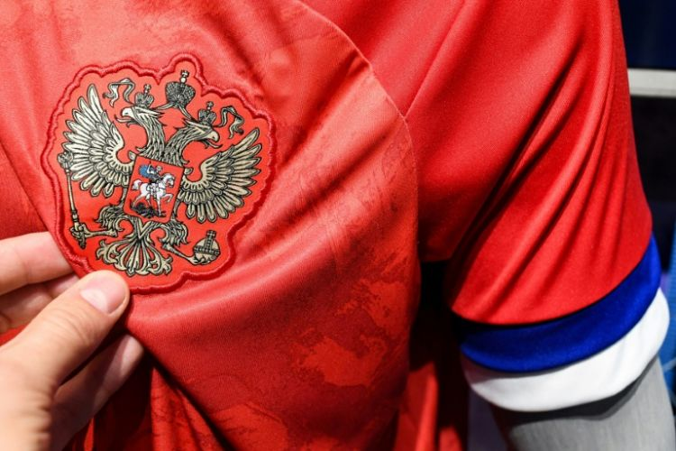 Russia refuse to wear new kit for Belgium qualifier after Adidas design inverts the country's flag