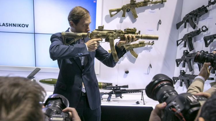 Talks on Kalashnikov plant in Saudi Arabia at final stage