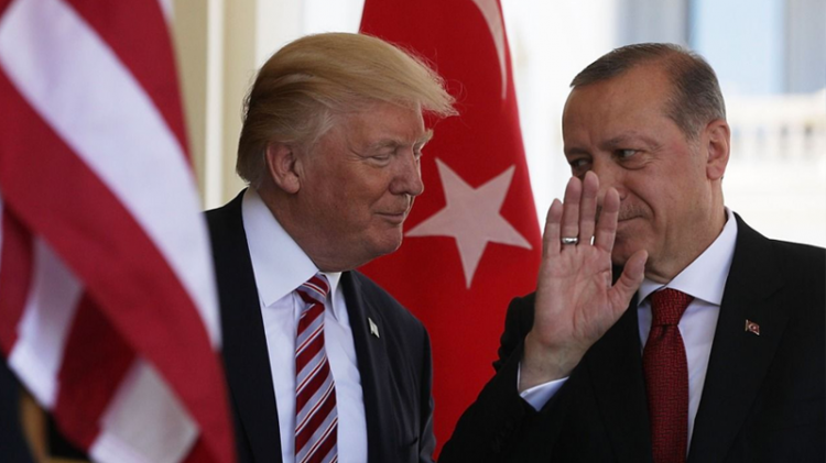 Erdogan kills two birds with a stone during a meeting with Trump - Turkish political expert