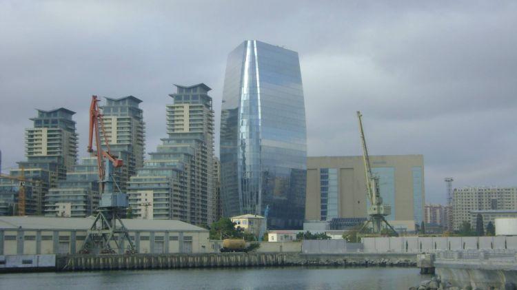Baku White City обещает стать новым  центром  столицы - ФОТО