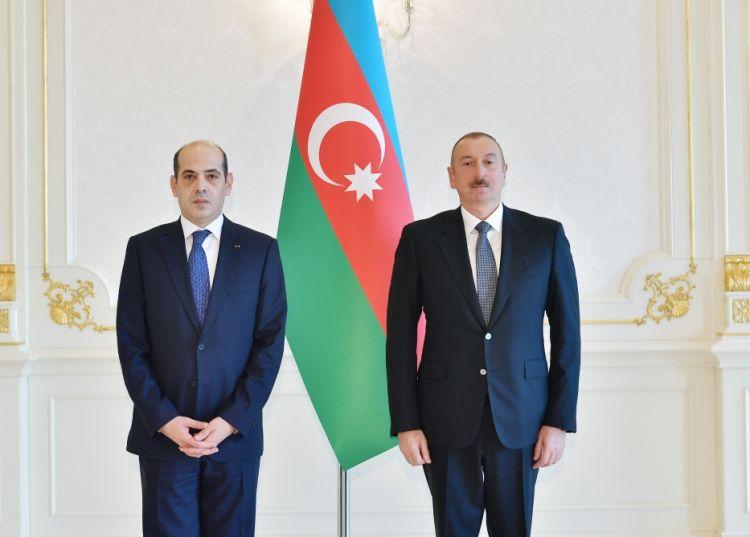 الرئيس إلهام علييف يتسلم أوراق اعتماد السفير الأردني الجديد لدى أذربيجان – إضافة