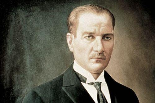 Ататурк,  Сталин, де Голль, Черчилль