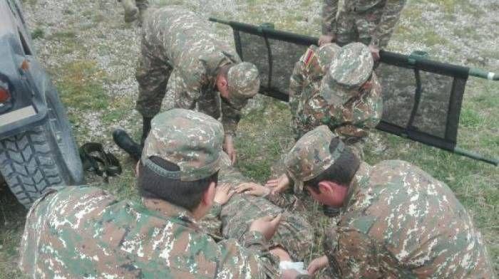 Paqosyan açıqladı - Öldürülən erməni əsgərlərinin sayı 158 nəfər olub