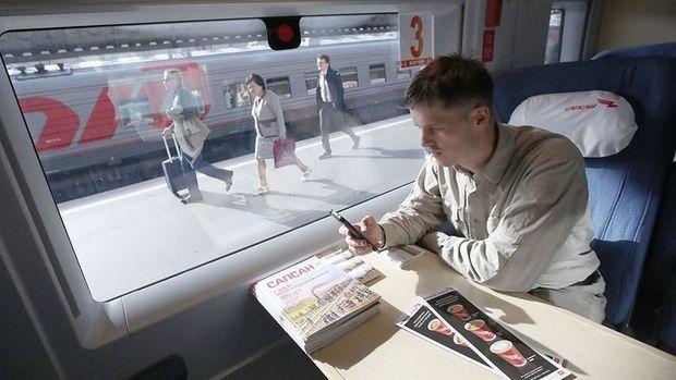 Скоростной интернет в поездах может принести до 300 миллионов долларов в год