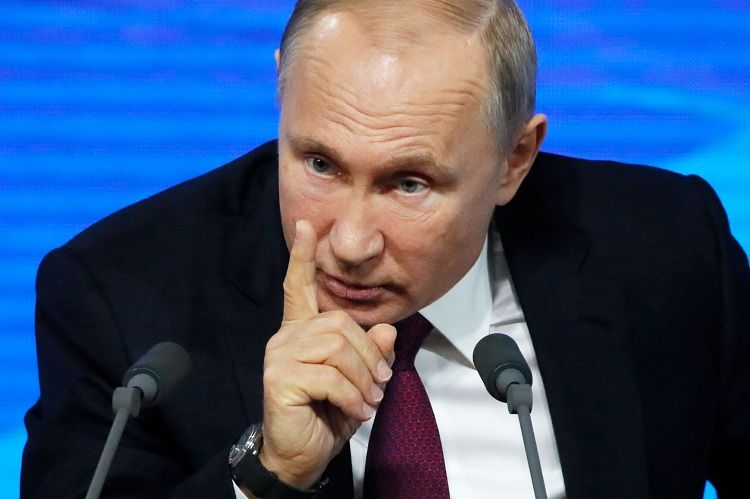 Back to the caves? - Putin warns discarding hydrocarbons leads to fall of civilization