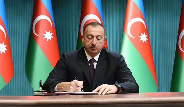 Prezident 4 sərəncam imzaladı