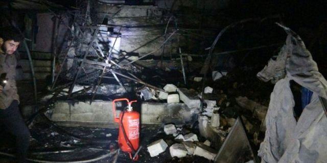 مجزرة إيرانية لـ «أطفال» في ريف إدلب