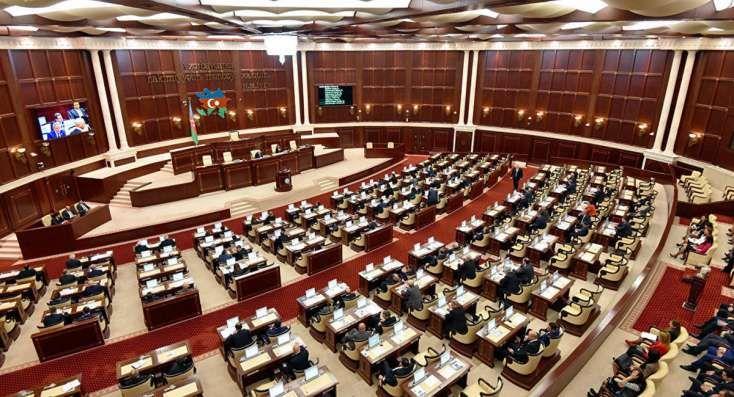 SON DAKİKA! Azerbaycan Parlamentosu feshedildi   Eurasia Diary