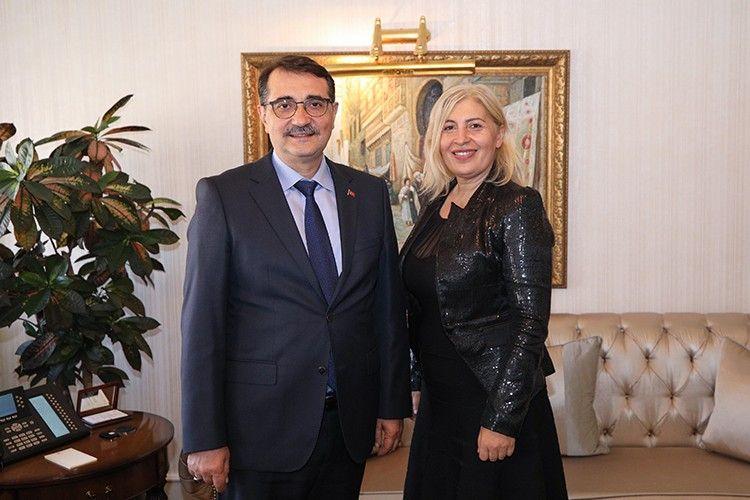 """""""TANAP projesi büyük stratejik öneme sahip"""" - Enerji Bakanı Dönmez"""