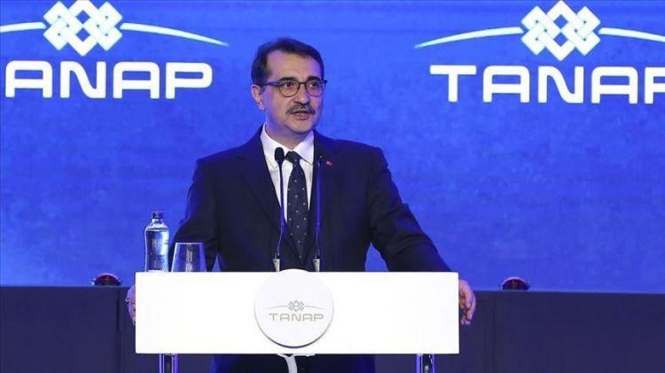"""بفضل """"تاناب"""".. تركيا تتجاوز مشاكل توفير الطاقة من الغاز"""