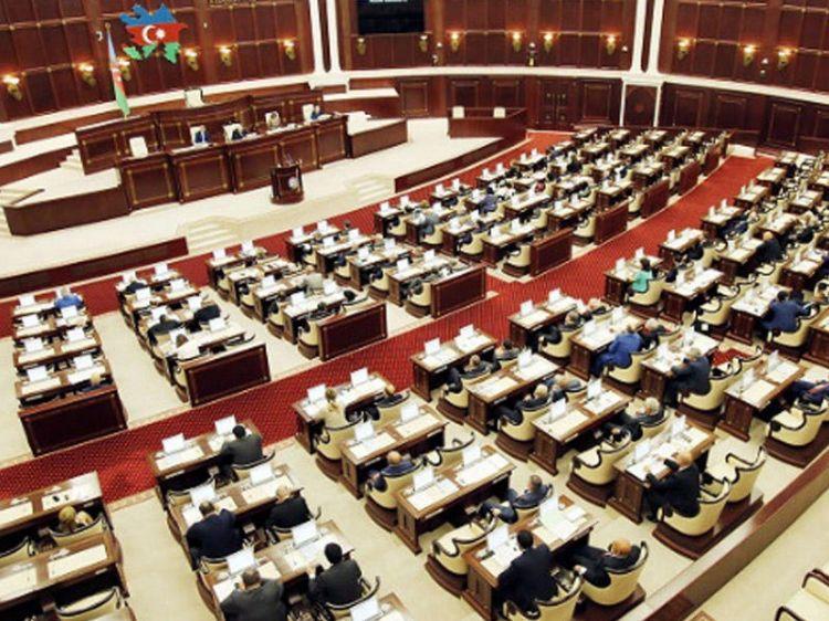 Parlamentin buraxılması barədə layihə qəbul olundu - İCLAS