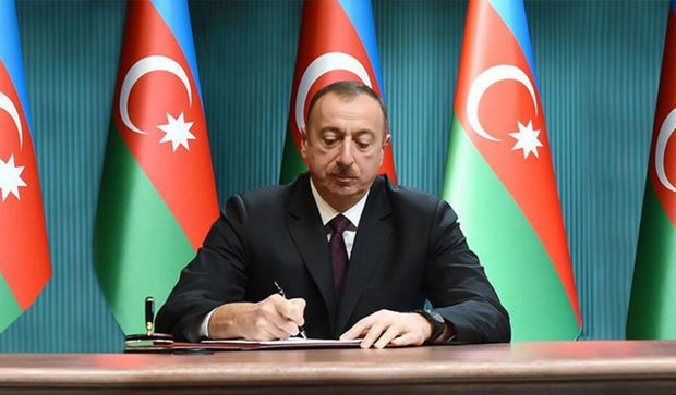 Prezident daha bir sərəncam imzaladı - YENİ TƏYİNAT