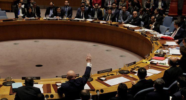 اتهام سفير العراق لدى الأمم المتحدة بقلب الحقائق