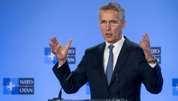 NATO needs to strive for better relations with Russia - Stoltenberg