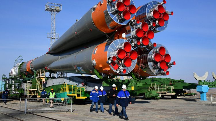 Manned missions, rocket engine sales are Russia's most profitable space exports - Official