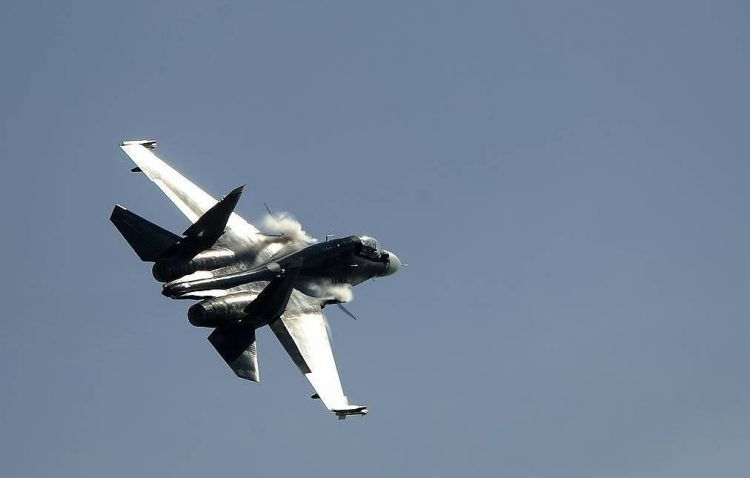 Russian fighter jets scrambled 4 times on interception missions in last week