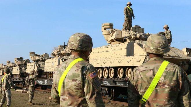 حلف الناتو : ما حجم مساهمة الولايات المتحدة في نفقاته في أوروبا؟