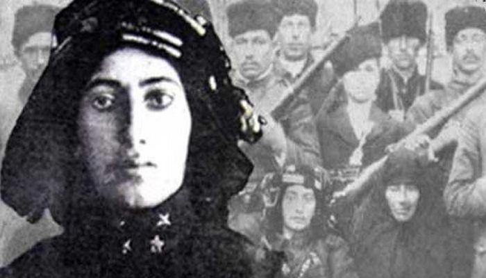 """Atatürk'ün  bizzat görevlendirdiyi Şehit hanımı, İstiklal madalyalı Kara Fatma - """"SİZİN IRZINIZI, MALINIZI BEN KORUYACAĞIM"""""""