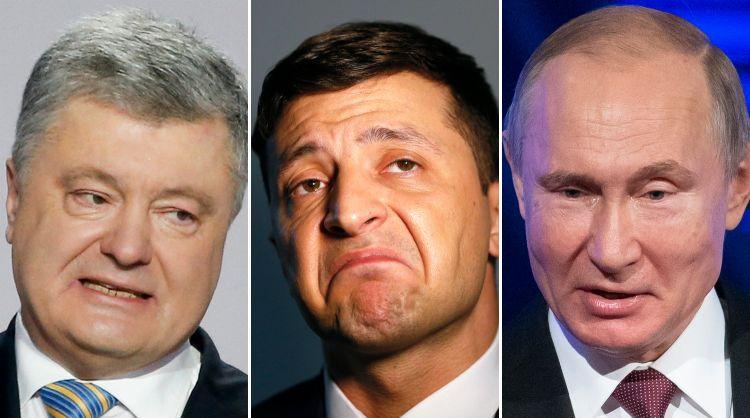Порошенко раскрыл Зеленскому секрет «любимых фишек» Путина