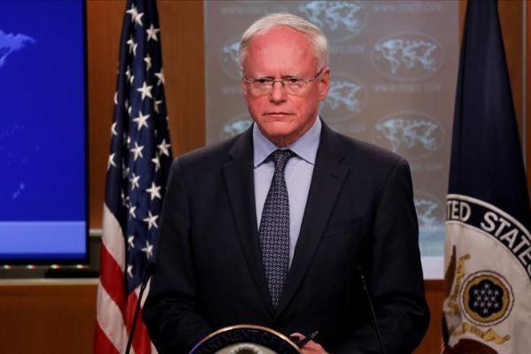 ABD'nin Suriye Özel Temsilcisi Jeffrey Irak'ta