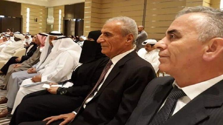 """رئيس """"اتحاد الصحفيين السوريين"""" في الرياض"""