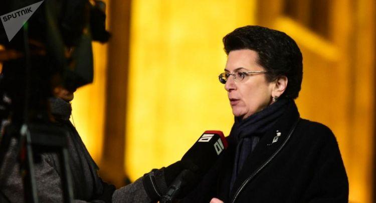 Бурджанадзе рассказала о деталях переговоров в Москве