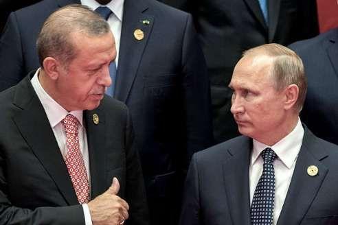 Путин вне себя: как Турция предала Россию вновь