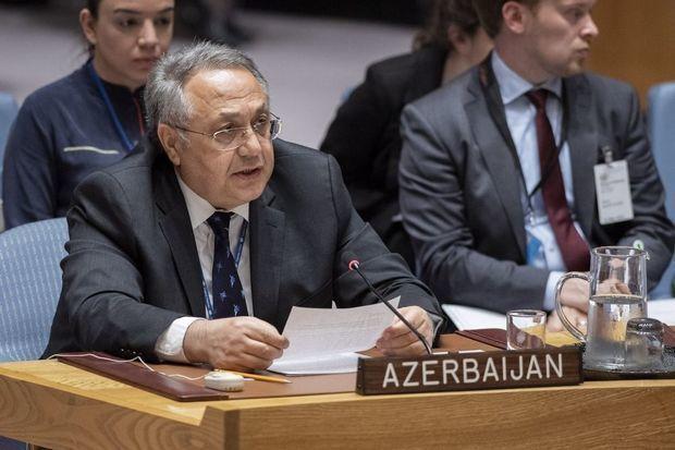 Представитель Азербайджана при ООН об осуществлении Арменией геноцида азербайджанцев и героизации фашизма