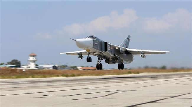 Russia warplanes intercept Israeli jets in southern Syria - Report